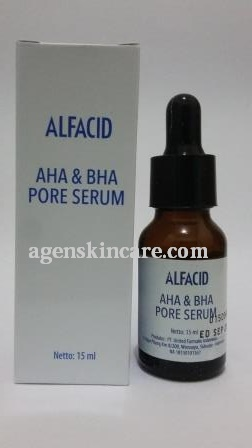 Alfacid AHA dan BHA pore serum