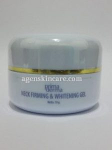 Primaderma Neck firming and whitening gel