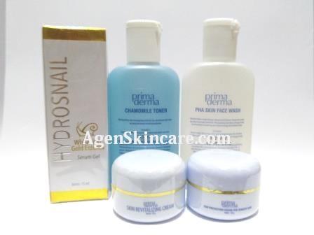 Paket anti aging White Primaderma