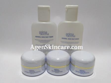 Perawatan kulit normal Primaderma