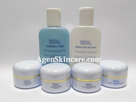 Perawatan kulit normal kering Primaderma