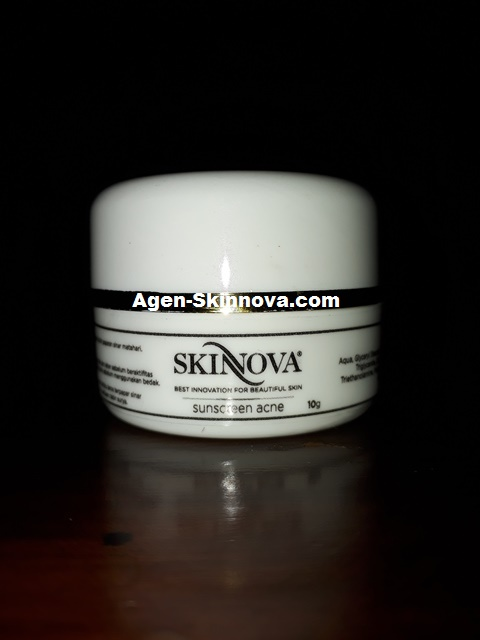SUNSCREEN ACNE SKINNOVA