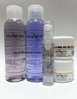 PAKET GLOWING SENSITIF SKIN SKINNOVA