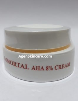 IMMORTAL AHA 8% CREAM