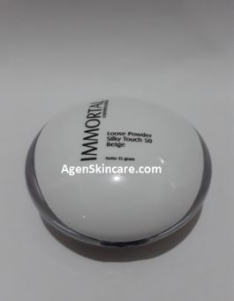IMMORTAL LOOSE POWDER SILKY TOUCH 50 BEIGE