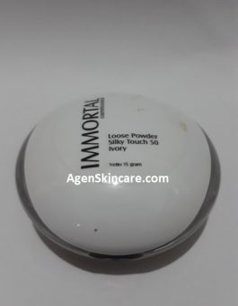 IMMORTAL LOOSE POWDER SILKY TOUCH 50 IVORY