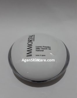 IMMORTAL LOOSE POWDER SILKY TOUCH 50 NATURAL