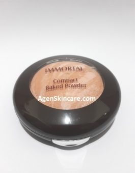 COMPACT BAKED POWDER WARM BEIGE