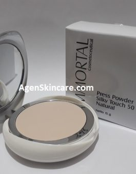 IMMORTAL PRESSED POWDER SILKY TOUCH 50 NATURAL