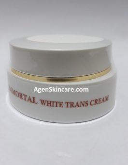 WHITE TRANS CREAM IMMORTAL