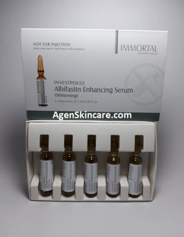 ALBIFASTIN ENHANCHING SERUM IMMORTAL INVESPOULE